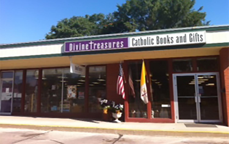 Divine Treasures Storefront
